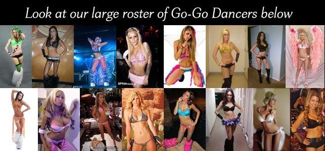 Las Vegas Go Go Dancers