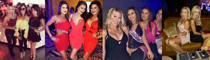 Las Vegas Atmosphere Models