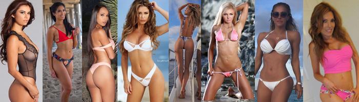 Bikini Models 2